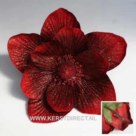 Fleur Noel Magnolia Rouge  Per omdoos