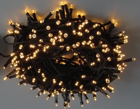 Kerstverlichting 480 LED Stringlight Ip 20 indoor use 230 V  per stuk